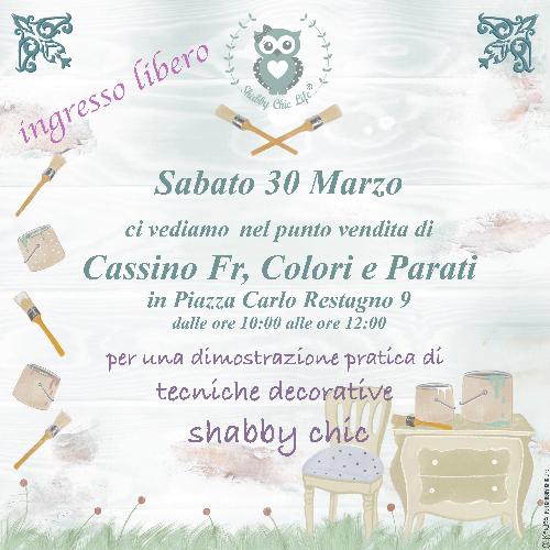 Cassino 30 Marzo